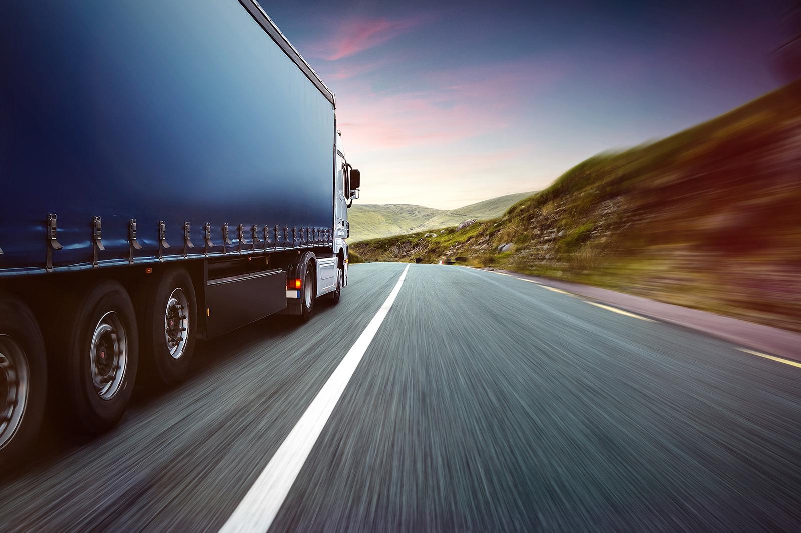 GTScales — das System zum Wiegen und Steuern der Last auf den Achsen-Lastwagen