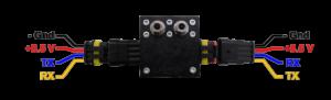 Блок датчиков спутниковый мониторинг